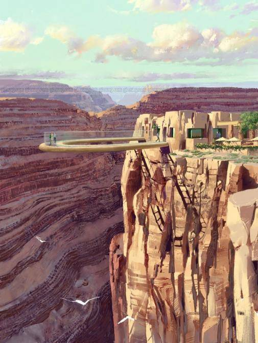 Grand Canyon Attraction